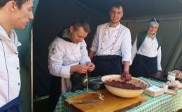 """Sukces w konkursie kulinarnym """" Historyczne gotowanie"""""""
