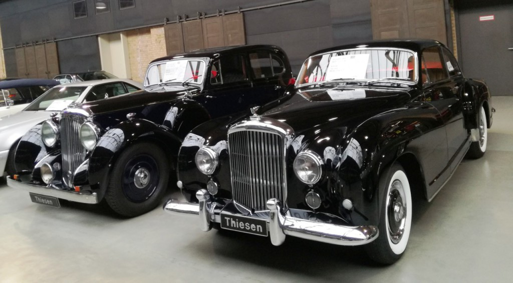 Wystawa aut w Classic Remise
