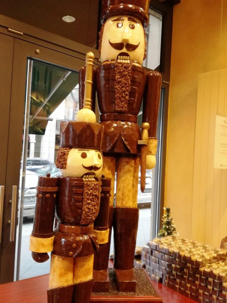 Czekoladziarnia Rausch Schokoladenhaus