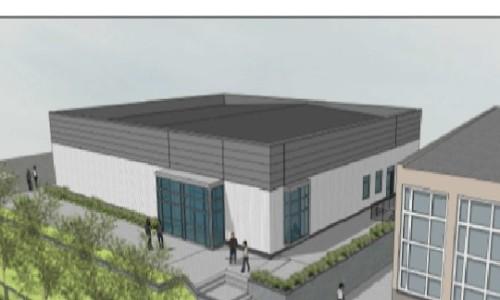 Budowa sali konferencyjnej wraz z zapleczem gastronomicznym