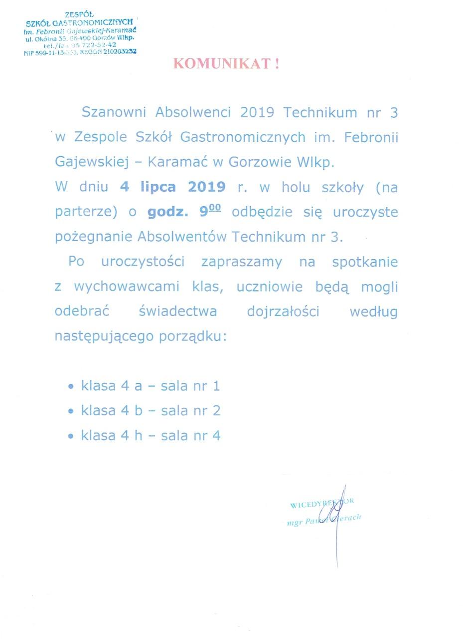 Skan komunikatu absolwenci IV
