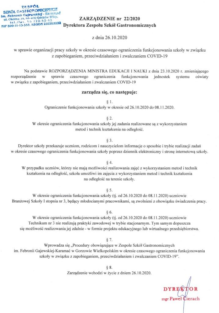 ZARZADZENIE_22