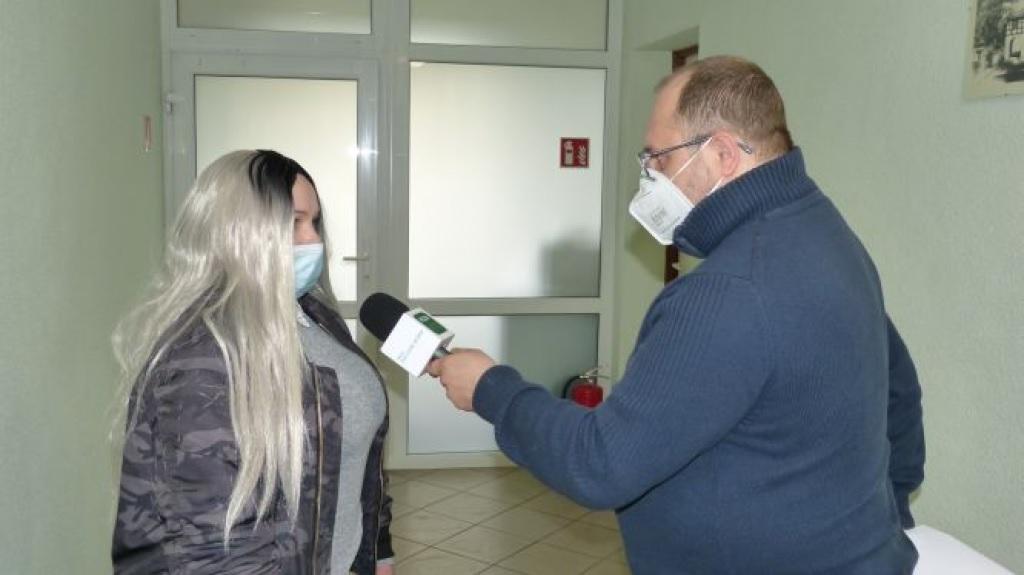 Martyna Idziaszek odpowiada na pytania redaktora
